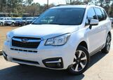 2017 Subaru Forester w/ BACK UP CAMERA & PANORAMIC ROOF