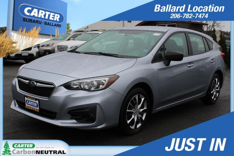2017 Subaru Impreza  Seattle WA