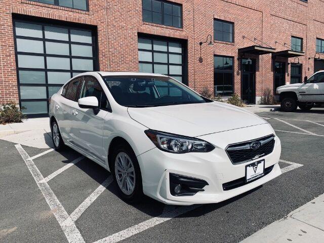 2017 Subaru Impreza 2.0i Premium CVT 4-Door Bountiful UT