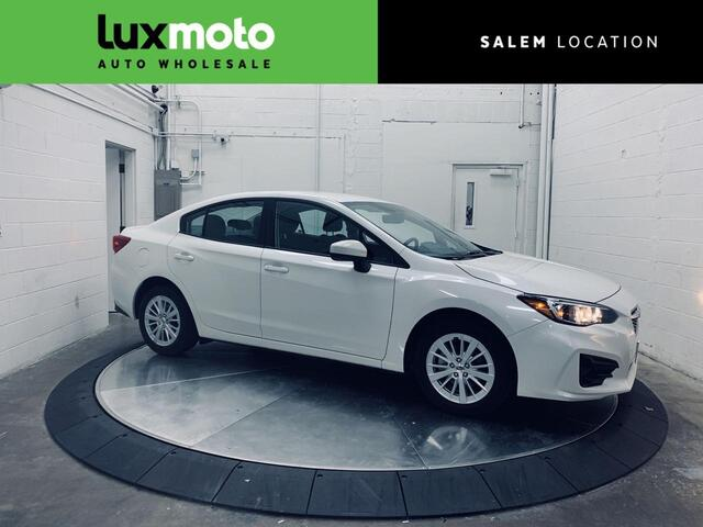 2017 Subaru Impreza AWD Premium Backup Cam Htd Seats Salem OR