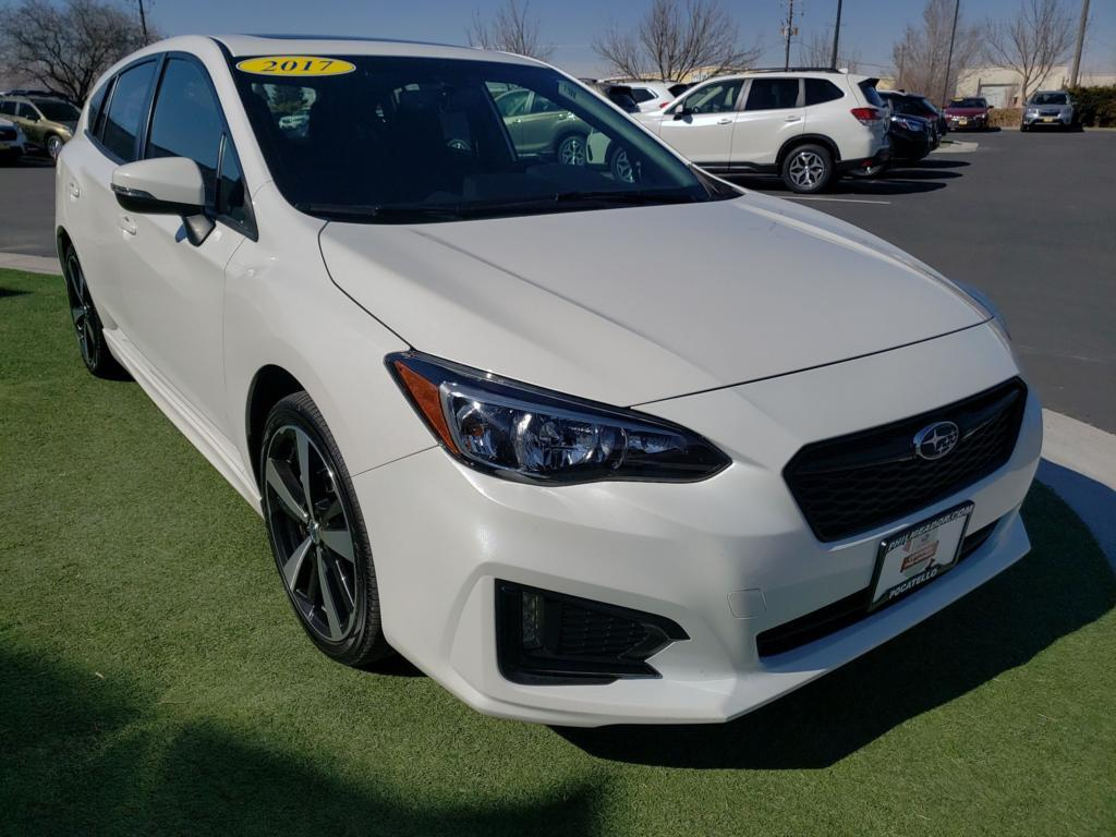2017 Subaru Impreza Sport Pocatello ID