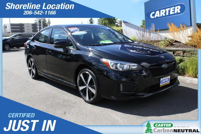 2017 Subaru Impreza Sport Seattle WA