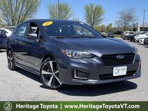 2017 Subaru Impreza Sport South Burlington VT