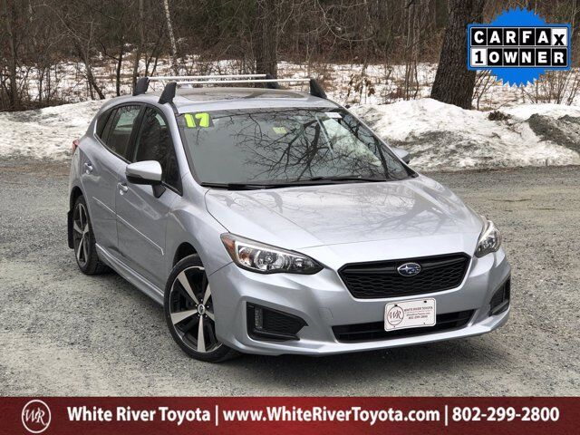2017 Subaru Impreza Sport White River Junction VT