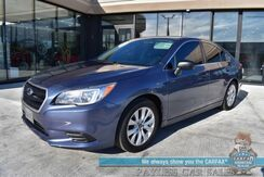 2017_Subaru_Legacy_/ AWD / Bluetooth / Back Up Camera / Cruise Control / Only 18k Miles / 34 MPG / 1-Owner_ Anchorage AK