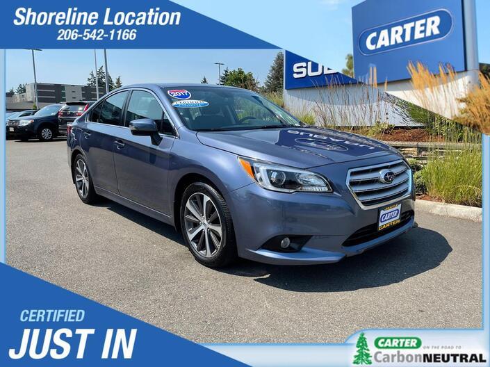 2017 Subaru Legacy Limited Seattle WA
