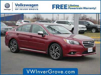 2017_Subaru_Legacy_Sport_ Inver Grove Heights MN