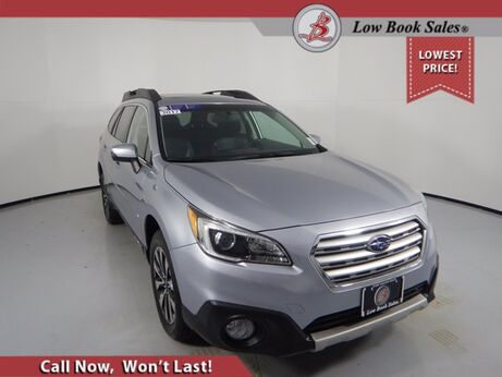 2017_Subaru_OUTBACK_Limited_ Salt Lake City UT