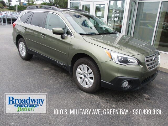 2017 Subaru Outback 2.5i Green Bay WI