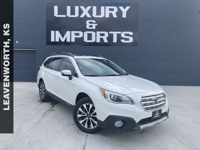 2017 Subaru Outback 2.5i Leavenworth KS