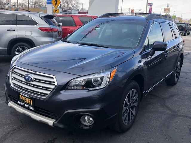 2017 Subaru Outback 2.5i Limited Bishop CA