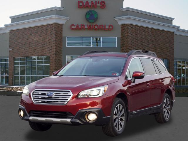 2017 Subaru Outback 2.5i Limited Bridgeport WV