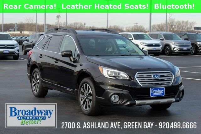 2017 Subaru Outback 2.5i Limited Green Bay WI