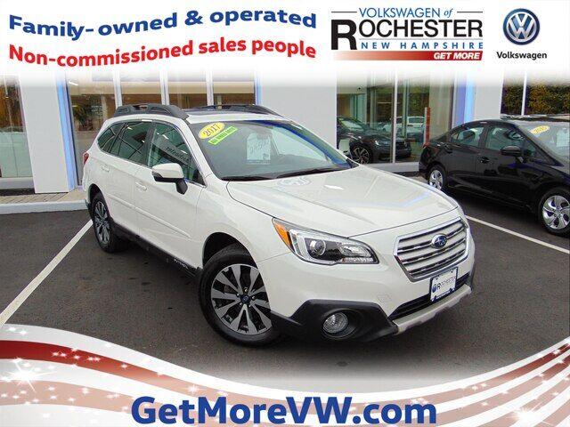 2017 Subaru Outback 2.5i Limited Rochester NH