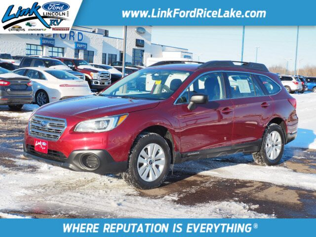 2017 Subaru Outback 2.5i Rice Lake WI