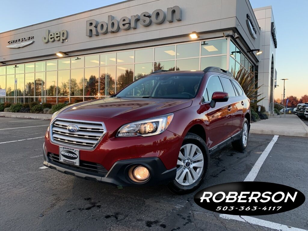 2017 Subaru Outback 2.5i Salem OR