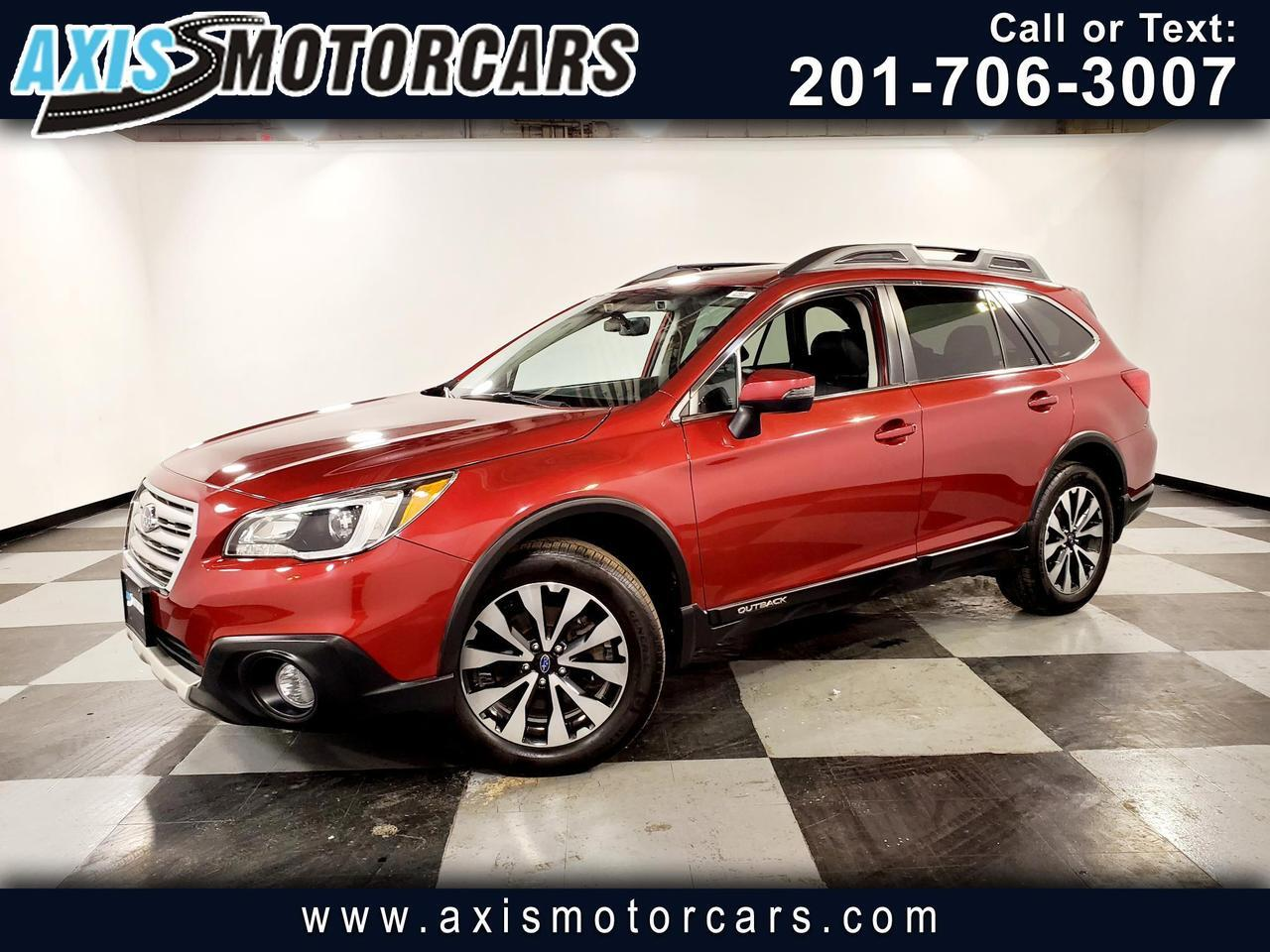 2017 Subaru Outback 3.6R Limited Jersey City NJ
