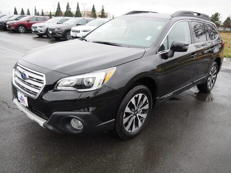 2017 Subaru Outback Limited Burlington WA