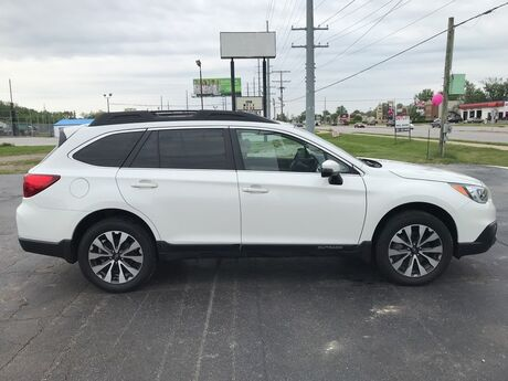 2017 Subaru Outback Limited Fort Wayne Auburn and Kendallville IN