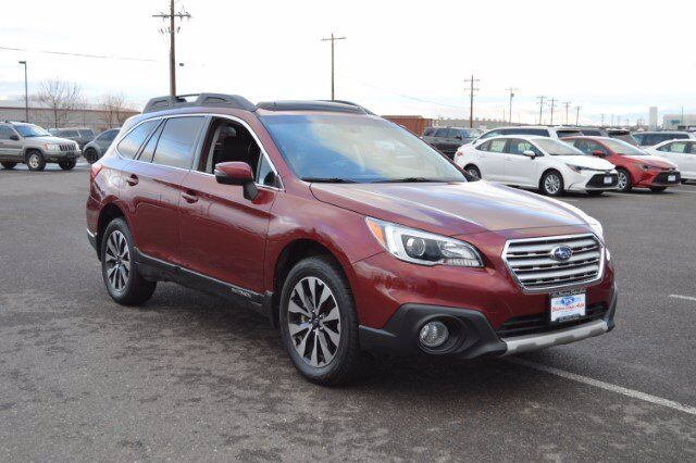 2017 Subaru Outback Limited Grand Junction CO