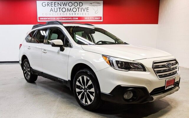 2017 Subaru Outback Limited Greenwood Village CO