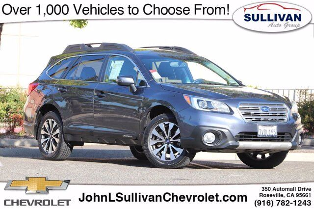 2017 Subaru Outback Limited Roseville CA
