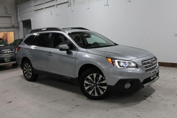 2017_Subaru_Outback_Limited_ Portland OR
