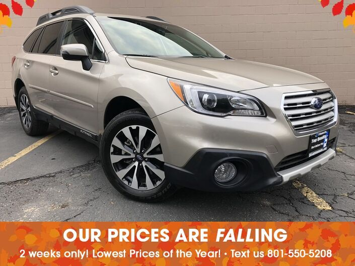 2017 Subaru Outback Limited Salt Lake City UT