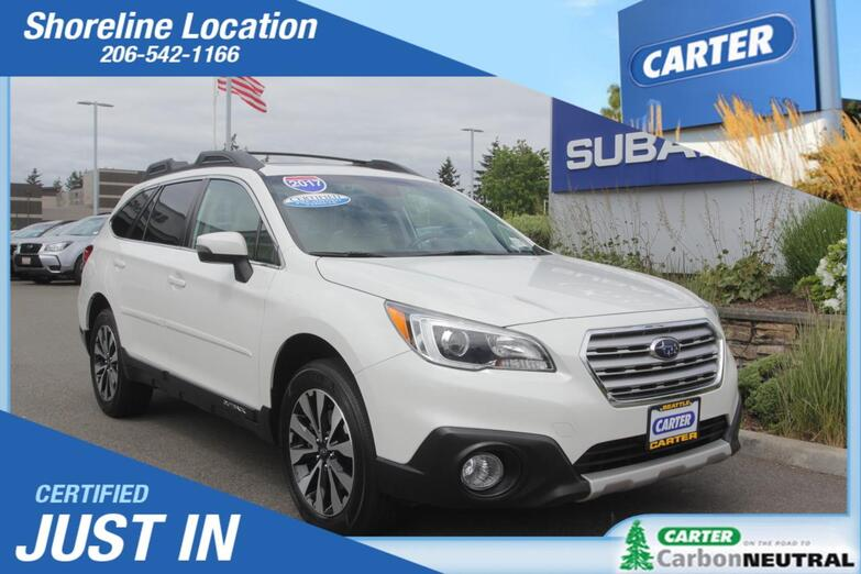 2017 Subaru Outback Limited Seattle WA