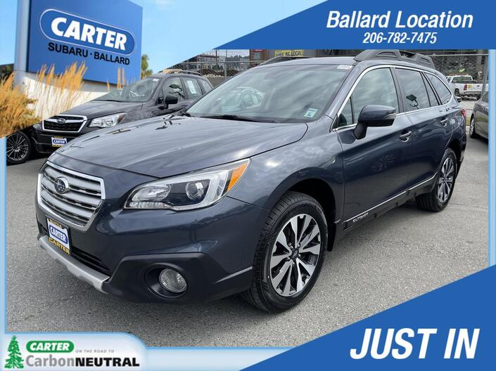 2017 Subaru Outback Limited Seattle WA