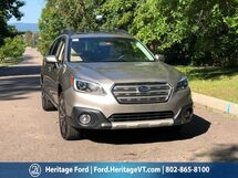 2017 Subaru Outback Limited South Burlington VT