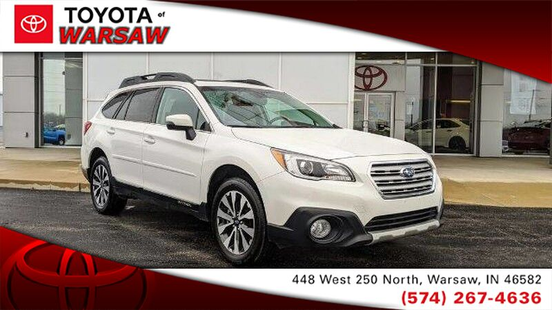 2017 Subaru Outback Limited Warsaw IN