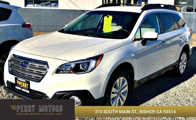2017 Subaru Outback Premium Bishop CA