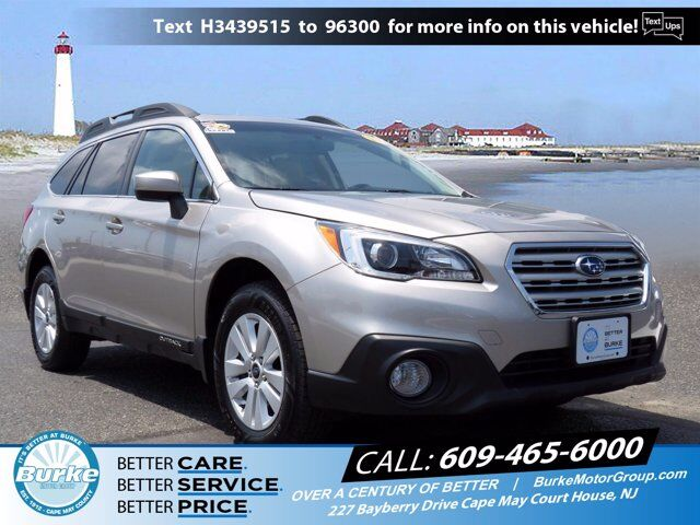 2017 Subaru Outback Premium Cape May Court House NJ