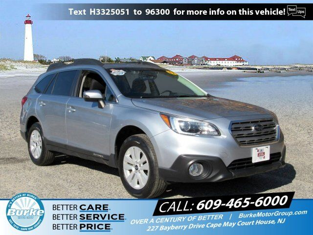 2017 Subaru Outback Premium South Jersey NJ