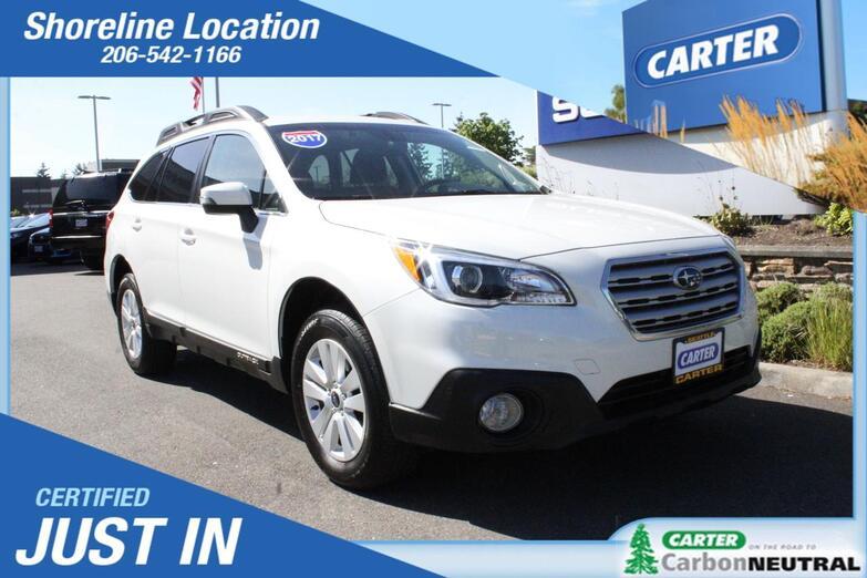 2017 Subaru Outback Premium Seattle WA