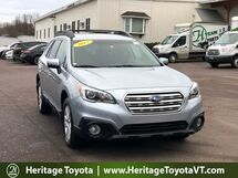 2017 Subaru Outback Premium South Burlington VT