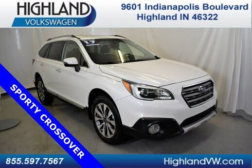 2017 Subaru Outback Touring Highland IN