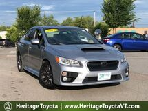 2017 Subaru WRX 2.0T South Burlington VT