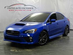 2017_Subaru_WRX_Limited / 2.0L 4-Cyl Engine / MANUAL Transmission_ Addison IL