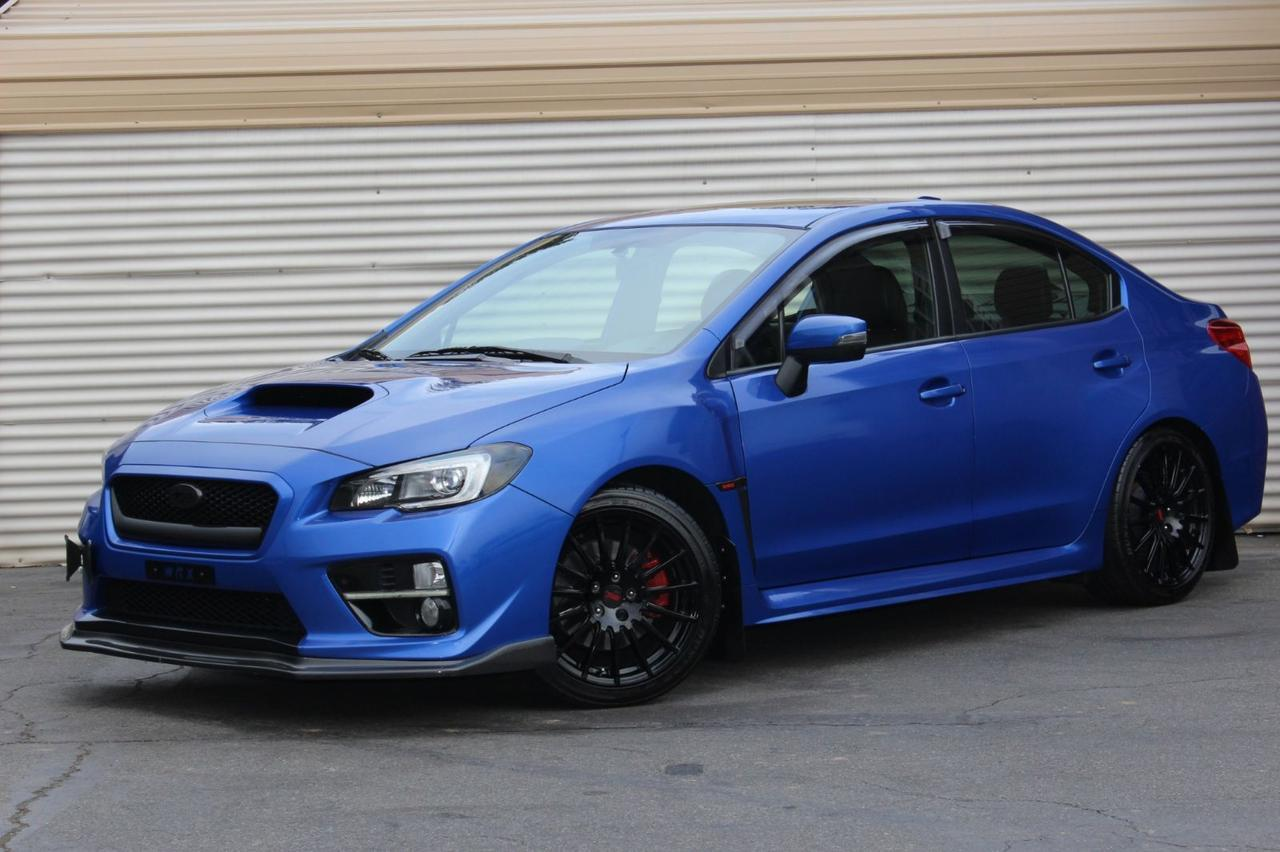 2017 Subaru WRX Limited Denver NC