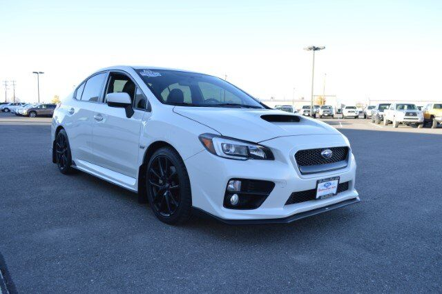 2017 Subaru Wrx Limited Grand Junction Co