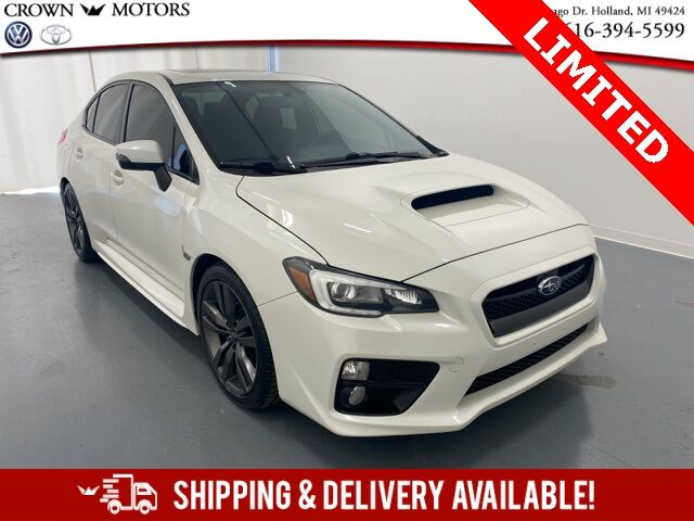 2017 Subaru WRX Limited Holland MI
