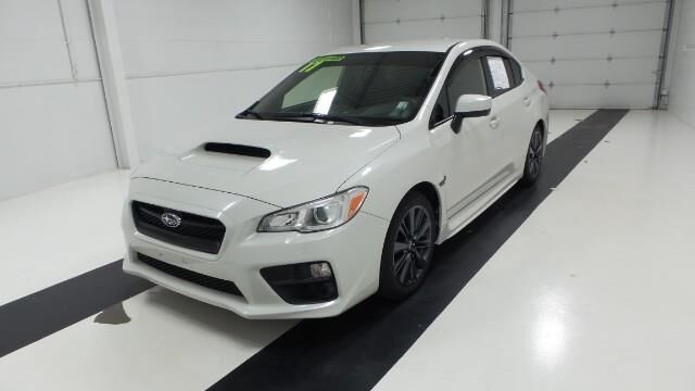 2017 Subaru WRX Manual Topeka KS