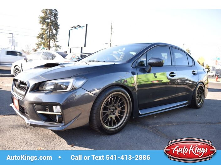 2017 Subaru WRX Premium Manual Bend OR