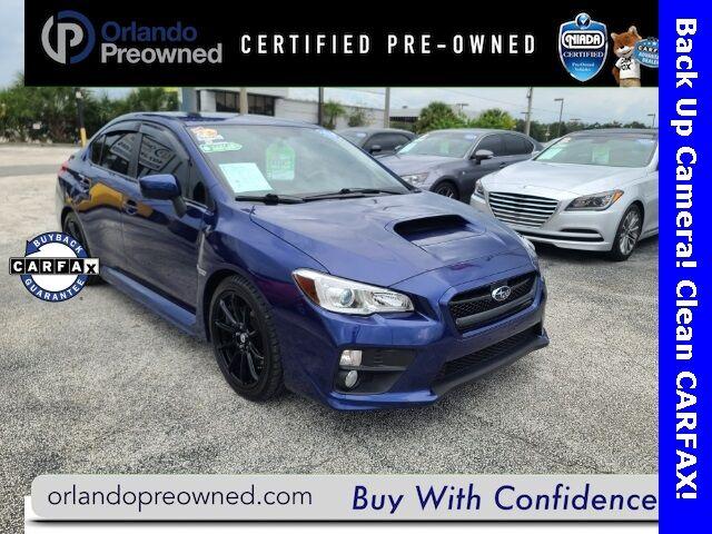 2017 Subaru WRX Premium Orlando FL