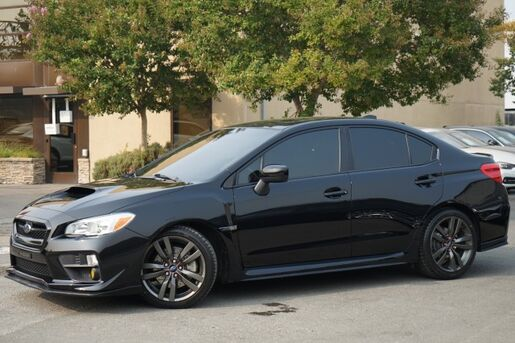 2017_Subaru_WRX_Premium_ San Rafael CA