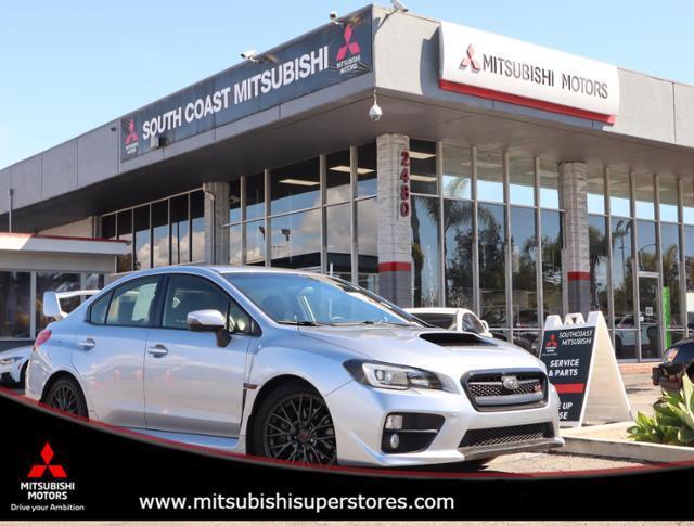2017 Subaru WRX STI Cerritos CA