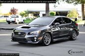 2017 Subaru WRX STI Limited Only 8K Miles Loaded Super Cleanl!