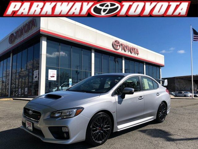 2017 Subaru WRX STi Englewood Cliffs NJ
